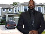 Shaq's new shack: $250m sports star Shaquille O'Neal purchases a very modest Florida home for $235,000