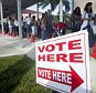 Voting irregularities are popping up in key swing states where people have already begun casting their ballots