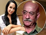 Following her lead: Octomom's father Ed Doud, pictured in a 2009 television interview, is said to be undergoing treatment for alcohol addiction