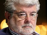 Passing on the baton: George Lucas has sold his company - and Star Wars - to Disney, who will make Episode 7