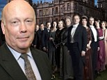 'It would be rather nice to open it up ethnically...': Downton creator Julian Fellowes on plans to introduce black or Indian characters to the Abbey