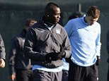 City slicker: Mario Balotelli is continuing to attract attention from his homeland
