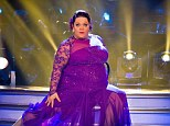 No joke: Lisa has become one of the favorites among the viewers on the latest series of Strictly Come Dancing