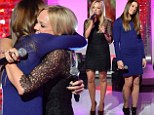 Viva Forever indeed: Spice Girls Mel C and Emma Bunton reunite as they perform a duet on This Morning