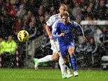 Hapless: Fernando Torres is off form