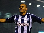 Peter the Great: Odemwingie was the man of the hour for West Brom