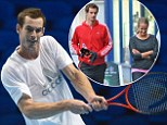 Andy Murray has taken up pilates