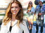 Rocking in her Daisy Dukes! Audrina Patridge parades her toned legs in mini shorts as she steps out with boyfriend