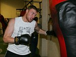 Not boxing clever: Flintoff will just be a punch bag, says Frank Maloney