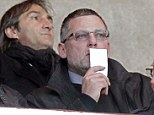 Ready for it: Craig Levein's fate has been drawn out