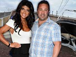 New pictures show Real Housewives of Jersey Shore star Teresa Giudice's beach house damaged by Superstorm Sandy
