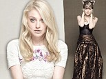 'I love making movies': Hollywood's youngest star Dakota Fanning reveal how she stays sane in the film business