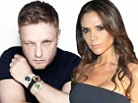 Rankin and Victoria Beckham: Winners at the Global Fashion Awards