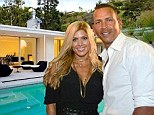 Is this A-Rod and girlfriend Torrie Wilson's new love nest? Yankees star muses over sleek $3.2 million Beverly Hills mansion