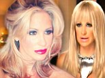 Real Housewives of Atlanta star Kim Zolciak removes her beloved wig for a natural look