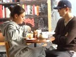 How do you like your eggs, Mila? Ashton Kutcher treats Kunis to poached on toast feast at Sydney cafe two days in a row