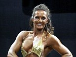 Lesley Blanchard only took up body building just over three years ago but has gone from strength to strength since and earnt herself the title of best female bodybuilder