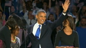 Nightline 11/06: President Barack Obama Wins Re-Election