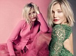 'Pork scratchings are my favourite snack in the world': Cameron Diaz reveals surprising fondness for British pub treat