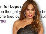 'Thought you knew me better than this': Jennifer Lopez denies getting a maid sacked for asking for her autograph