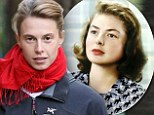 Image of a screen icon: Isabella Rosselini's daughter Elettra shows how she's inherited her grandmother Ingrid Bergman's looks