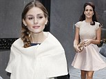Tale of two very different reality TV stars: Olivia Palermo jets from US to open Beauty Bazaar Harvey Nichols in Liverpool... as local girl Danielle O'Hara attends too