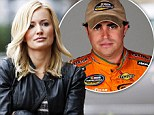 That was quick! Emily Maynard 'dating NASCAR driver Jason White' just weeks after parting ways with The Bachelorette's Jef Holm