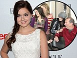 Modern Family's teen star Ariel Winter has been removed from her home in the wake of allegations of abuse by her mother Crystal Workman, it has been claimed.