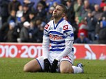 Wanted: But QPR manager Hughes believes Taarabt will stay at Loftus Road