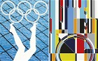 The London 2012 Olympics and Paralympics posters: in pictures