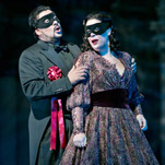 Icarus Haunts a Verdi Work Cloaked in Noir