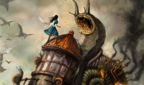 Sequel to American McGee's Alice coming to PC, consoles in 2009 screenshot