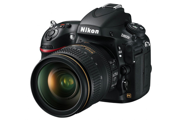 Nikon D800E1 Nikon unveils D4, D800 and D800E DSLR camera series in India
