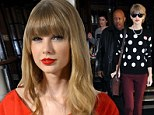 Property magnate in the making: Taylor Swift 'looking at buying a home in London in order to expand her real estate portfolio'