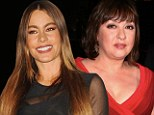 Who's your mummy? Sofia Vergara gets a new mum on Modern Family and there is only eleven years difference between them