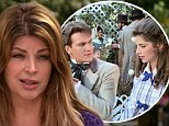 Kirstie Alley details about how she propositioned her North and South co-star, Patrick Swayze