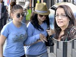 Mother of Modern Family's Ariel Winter, 14, denies abuse allegations after temporarily losing custody