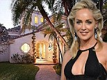 Sold! Sharon Stone finally sells her sprawling Beverly Hills mansion for $6.57 million