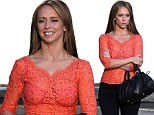 She can act too! Jennifer Love Hewitt shows off her emotional range on the set of The Client list