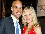 Sounds like a lovely service! Tennis star James Blake gets married on the beach