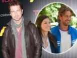 The one that got away: As Jessica Biel returns from her honeymoon, ex Gerard Butler regrets letting her go