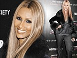 How does she do it? Iman looks incredible at 57 while attending Hotel Noir screening