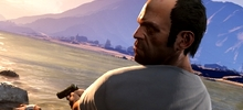 "New Grand Theft Auto 5 screens show off world ""five times bigger"" than Red Dead Redemption"