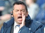 Interest: Phil Brown has applied for Hartlepool job