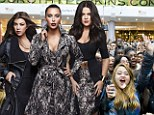 How the Kardashians konquered London