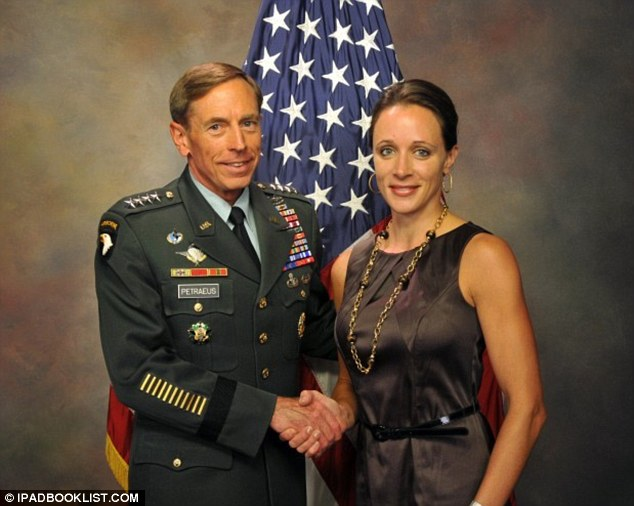 Mistress: Paula Broadwell's close contact with Gen Petraeus raised red flags among his advisers