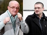 Former Army boxing champion John Cokeley floored Mark Pearce after the 34-year-old attacked the pensioner