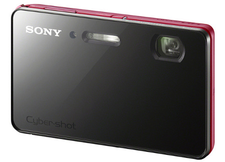 Sony cybershot TX200v Sony announces Cyber shot DSC TX200V   Specs and Features