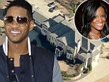 Usher evicts his ex-wife Tameka Raymond from Georgia mansion as he puts it back on the market for $3.2million