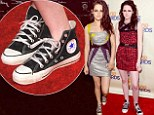 Kristen Stewart admits she still prefers to wear trainers on the red carpet